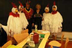 Verrücktes Huhn 3